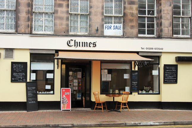 Thumbnail Property for sale in High Street, Forres