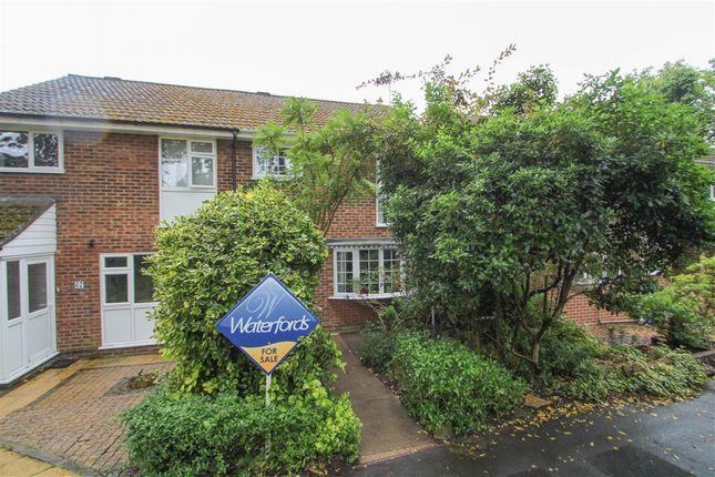 Thumbnail End terrace house for sale in Longlands Way, Camberley, Surrey