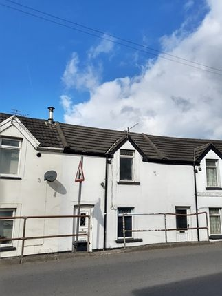 Thumbnail Terraced house for sale in Edwardsville, Treharris