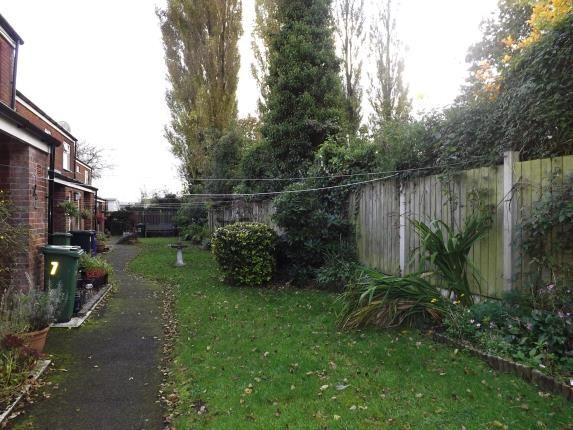 Communal Garden of Milton Court, Milton Road, Coppull, Chorley PR7