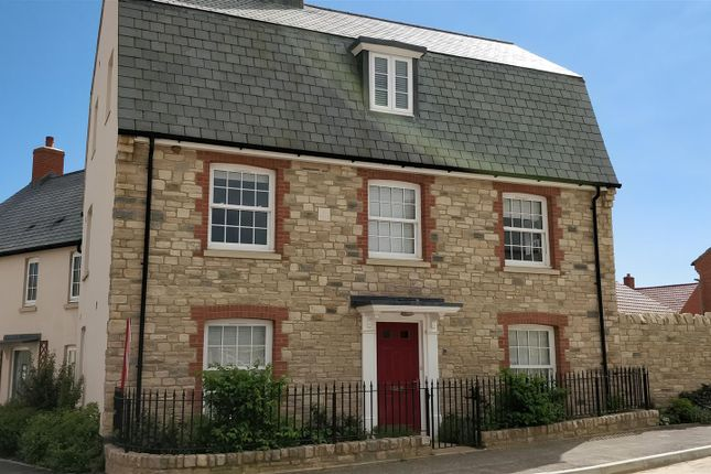 Thumbnail Semi-detached house for sale in Elliott Way, Chickerell, Weymouth