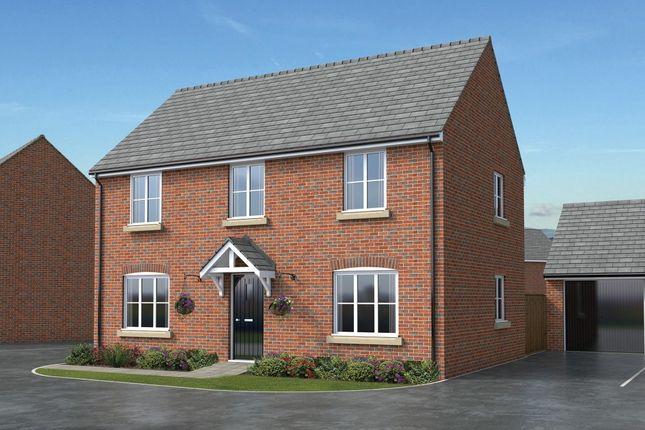 4 bed detached house for sale in Kingstone Grange, Kingstone Road, Kingstone, Herefordshire HR2