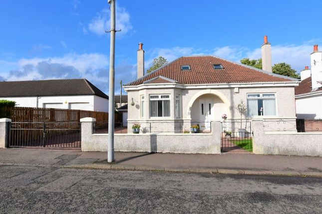 Thumbnail Bungalow for sale in Hilltop Avenue, Bellshill