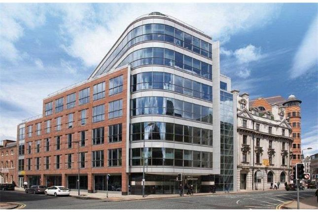 Thumbnail Office to let in First Floor, City Point, 29, King Street, Leeds, West Yorkshire