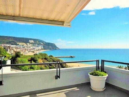 Thumbnail Apartment for sale in Sesimbra, Blue Coast, Portugal