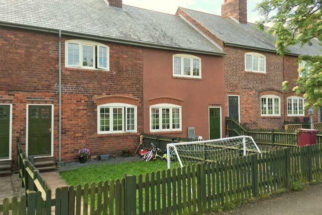 3 bed terraced house for sale in Model Village, Creswell, Worksop S80