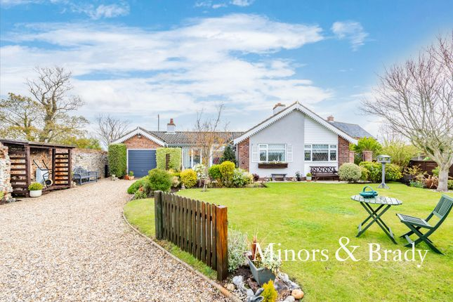 3 bed detached bungalow for sale in Ridlington, North Walsham NR28