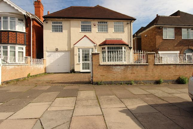 Thumbnail Detached house to rent in Highway Road, Leicester, Leicestershire