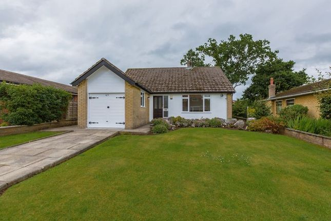 Thumbnail Detached bungalow for sale in The Hawthorns, Eccleston