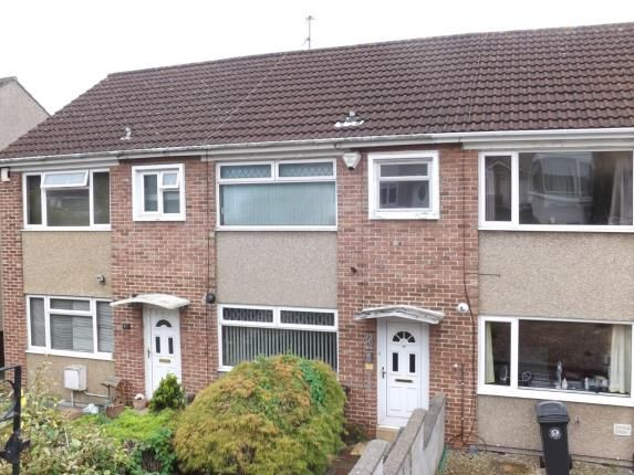 Thumbnail Terraced house for sale in Clifford Gardens, Bristol, Somerset