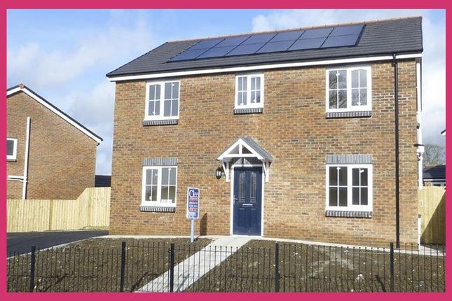 Thumbnail Detached house for sale in Plot 2, Colonel Road, Ammanford - Ref #00003100