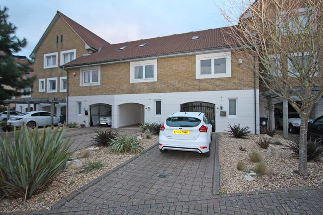 Thumbnail Terraced house for sale in Mullion Close, Port Solent, Portsmouth