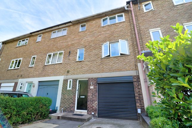 Thumbnail Town house for sale in Larkswood, Harlow