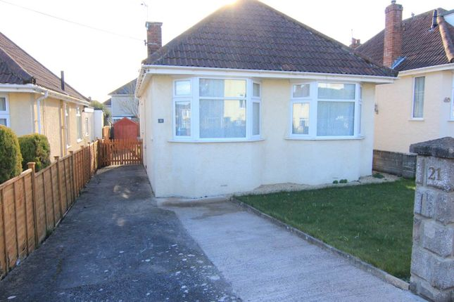 Thumbnail Bungalow to rent in Hill Road, Worle, Weston-Super-Mare