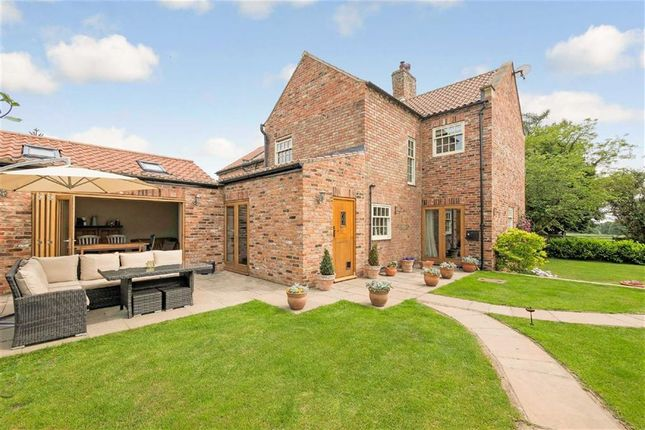 Thumbnail Semi-detached house for sale in Midgeley Lane, Goldsborough, North Yorkshire