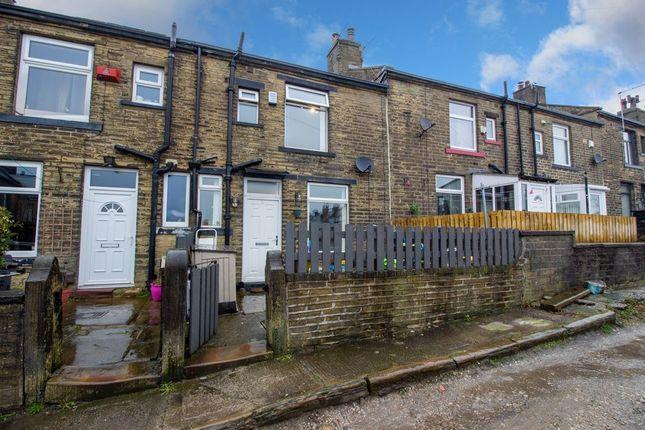 2 bed terraced house for sale in Salem Street, Queensbury, Bradford BD13