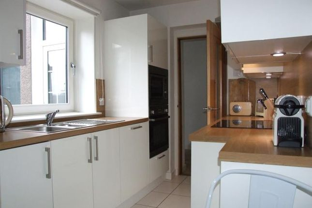 Thumbnail End terrace house to rent in Viewfield Road, Aberdeen