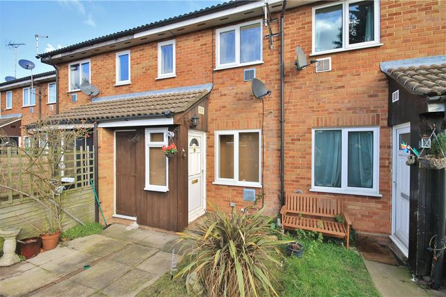 Thumbnail Terraced house to rent in Shellfield Close, Stanwell Moor, Surrey