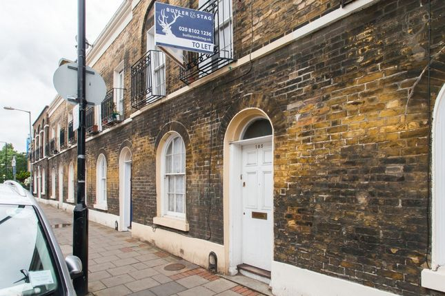 Thumbnail Terraced house to rent in Jubilee Street, Stepney