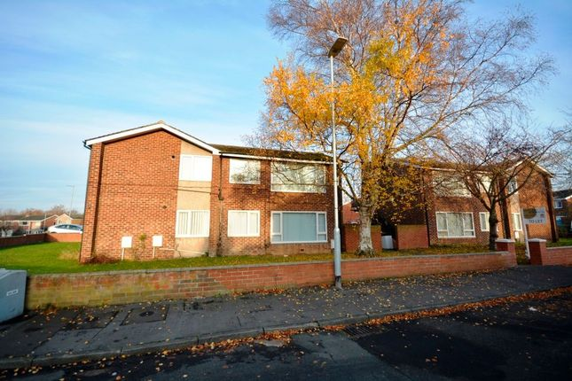 Thumbnail Flat for sale in Ashdown Avenue, Durham