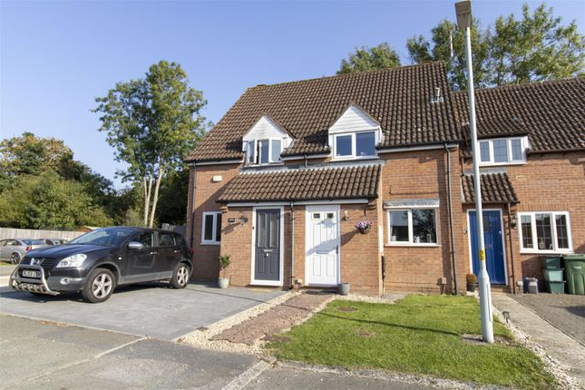 Thumbnail Terraced house for sale in Deerhurst Place, Quedgeley, Gloucester