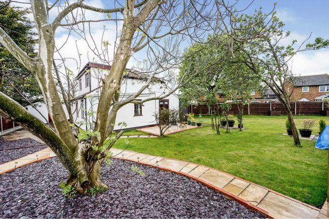 Thumbnail Detached house for sale in Blackshots Lane, Grays