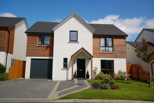 Thumbnail Detached house to rent in Hyde Park, Stoneywood, Dyce, Aberdeen