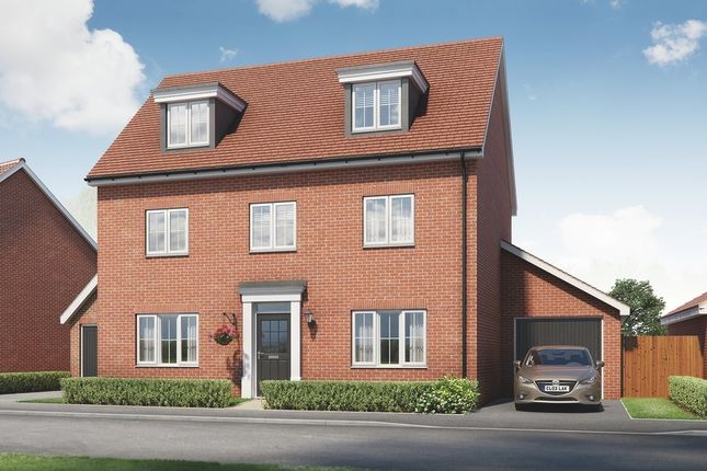 Thumbnail Detached house for sale in The Shalford, Meadow Rise, London Road, Braintree Essex