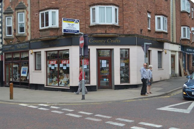 Thumbnail Retail premises to let in Abbey Street, Market Harborough