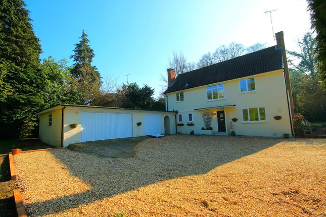 Detached house for sale in Church Hill, Camberley