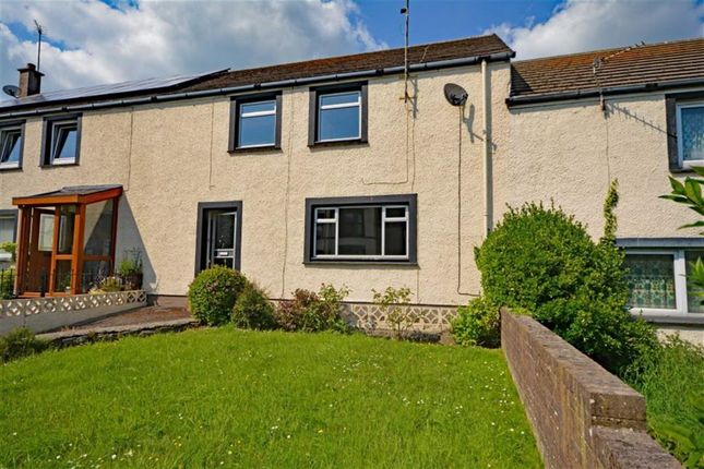 Thumbnail Terraced house for sale in Horn Hill, Millom, Cumbria