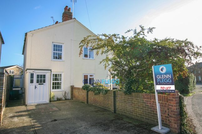 Thumbnail Semi-detached house to rent in Fairfield Road, Burnham, Slough