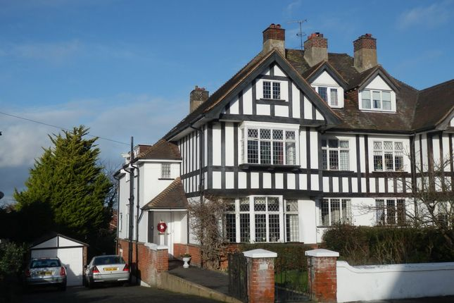 Thumbnail Semi-detached house for sale in Fronks Road, Dovercourt