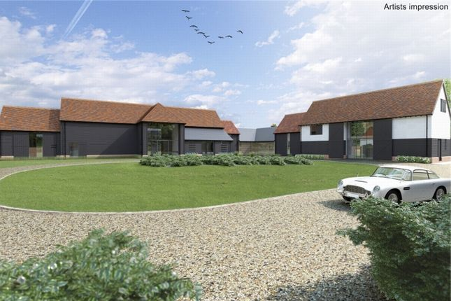 Thumbnail Land for sale in Nunty's Lane, Burtons Green, Halstead, Essex
