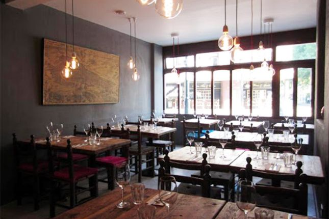 Thumbnail Restaurant/cafe for sale in Goswell Road, Barbican, London