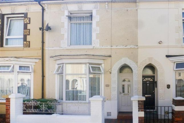 Thumbnail Terraced house to rent in Agincourt Road, Portsmouth