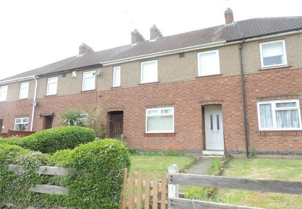 Thumbnail Terraced house to rent in Three Spires Avenue, Coundon, Coventry, West Midlands