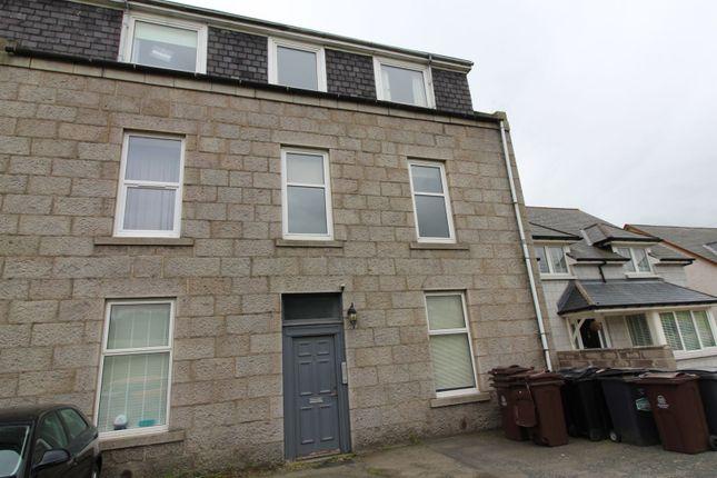 Outside of Granitehill Terrace, Persley, Aberdeen AB22