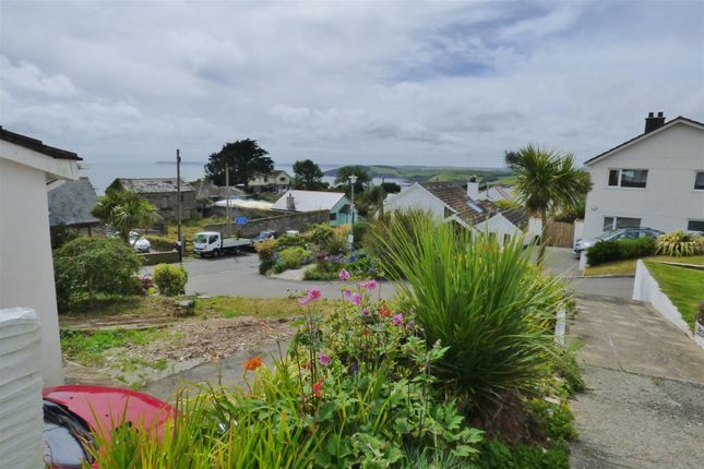 Thumbnail Detached bungalow for sale in Ocean View, Polruan, Fowey
