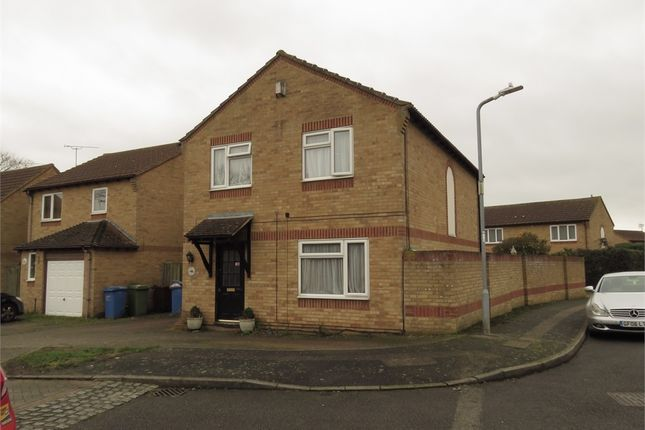 Thumbnail Detached house for sale in The Willows, Kemsley, Sittingbourne, Kent