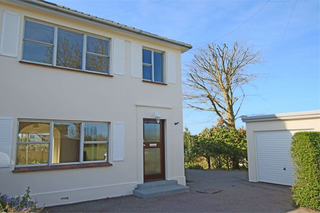 Thumbnail Semi-detached house to rent in Fort Road, St. Peter Port, Guernsey