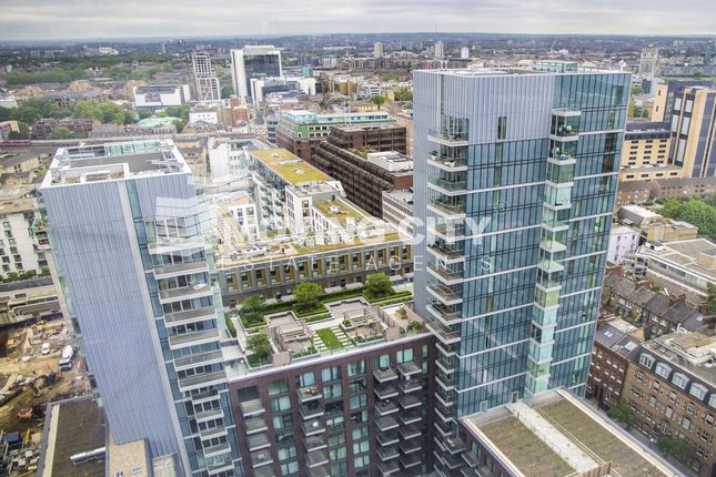 Thumbnail Property for sale in Cassia House, Goodman's Fields, Aldgate, London