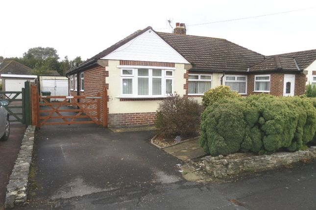 Thumbnail Semi-detached bungalow for sale in Cranleigh Road, Portchester