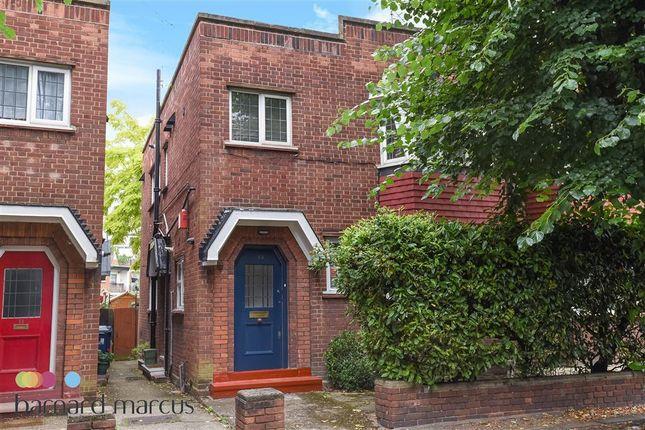 Thumbnail Flat to rent in Ravenscroft Road, Chiswick, London