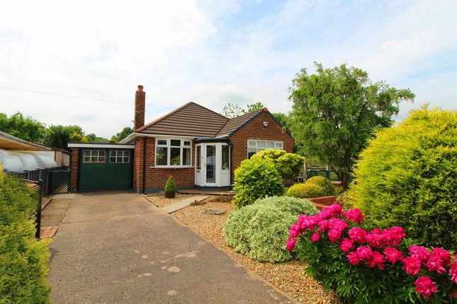 Thumbnail Detached bungalow for sale in Hyde Grove, Walkden, Manchester
