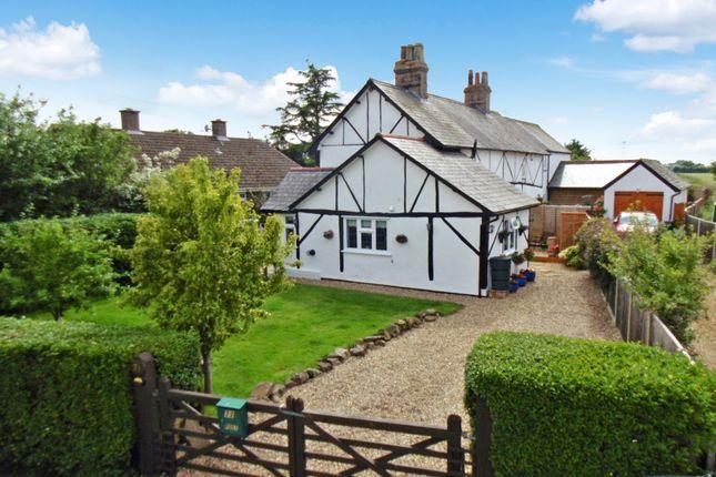 Thumbnail Semi-detached house for sale in Grange Road, Blunham