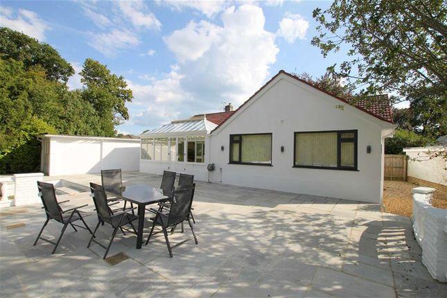 4 bed detached bungalow for sale in Cranemoor Avenue, Highcliffe, Christchurch, Dorset