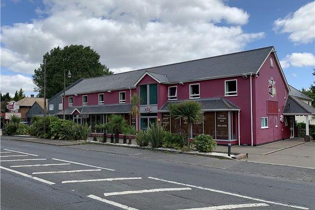Thumbnail Restaurant/cafe to let in 7 Diner, London Road, Halstead, Sevenoaks, Kent