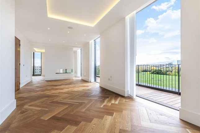 Thumbnail Flat to rent in St. Edmunds Terrace, St John's Wood