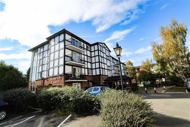 Thumbnail Flat for sale in St Helens Crescent, Hastings, East Sussex